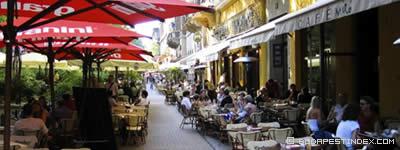 Restaurants And Cafes In Saadeyat Islands